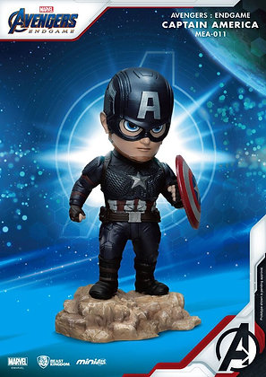 Marvel - Endgame - Mini Egg Attack - Captain America 7 cm