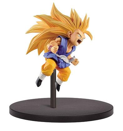 Statue - Dragonball - Super Son Goku Fes PVC Statue Super Saiyan 3 10 cm