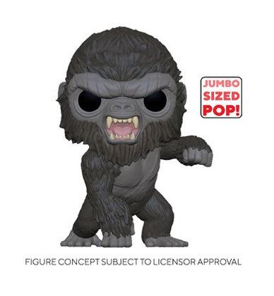 """Funko Pop Godzilla Vs Kong - 10"""" Kong"""