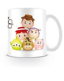 Tazze e Bicchieri - Disney - Tsum Tsum Toy Story