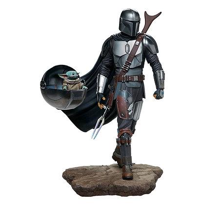 Star Wars The Mandalorian Premium Format Figure The Mandalorian 51cm (6/12 Rate)