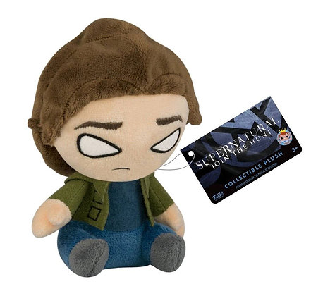 Plush - Supernatural -  Sam