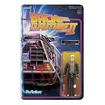 Super 7 - Back To The Future ReAction Action Figure Griff Tannen 10 cm