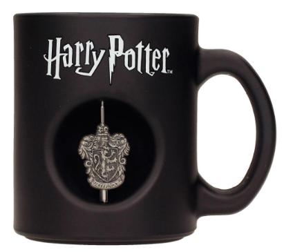 Tazze e Bicchieri - Harry Potter - 3D Rotating Emblem Mug Gryffindor