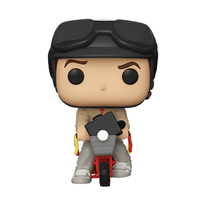 Funko Pop Ride: Dumb & Dumber - Lloyd w/Bicycle