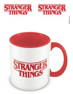 Tazze - Stranger Things - Coloured Inner Mug Logo