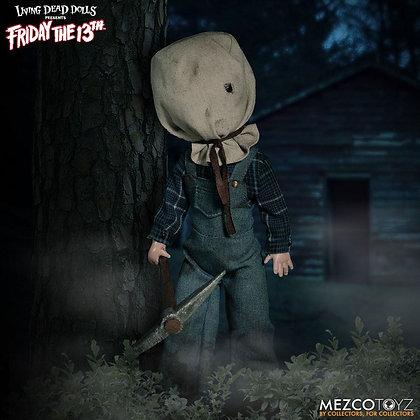 Living Dead Dolls - Horror - Jason Voorhees Deluxe Edition 25 cm