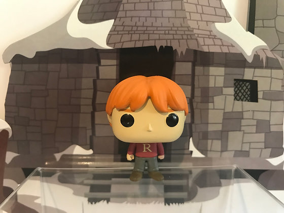Funko - Harry Potter - Pocket Pop - Ron Weasley with sweater 4cm