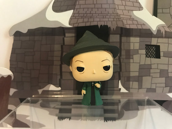 Funko - Harry Potter - Pocket Pop - Minerva McGonagall 4cm