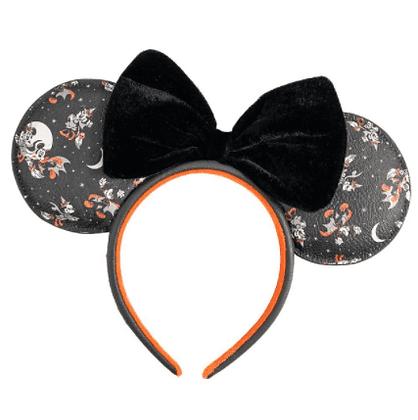 Loungefly x Disney Mickey Mouse Halloween Ears