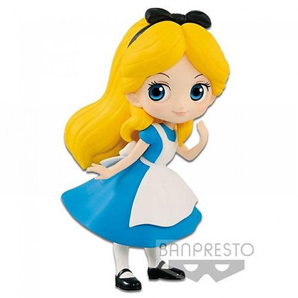 Q Posket - Disney - Mini Figure Alice 7 cm