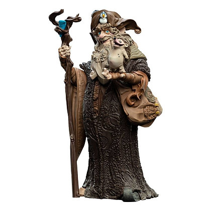 The Hobbit Mini Epics Vinyl Figure Radagast the Brown 16 cm