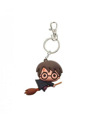 Portachiavi - Movie - Harry Potter on Broom  7 cm