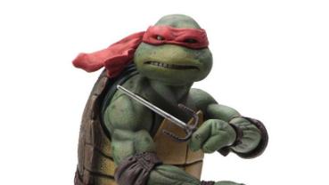 Action Figure - Neca - Teenage Mutant Ninja Turtles Raphael  18cm (RISTAMPA)