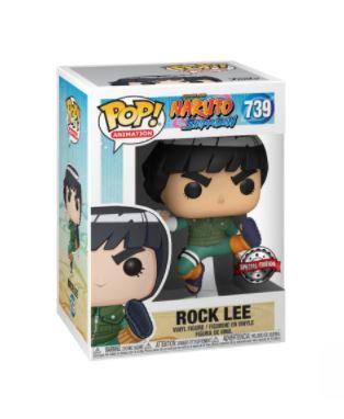 Funko Pop Naruto - Rock Lee Exclusive