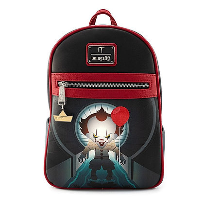 Loungefly X IT -  Pennywise Sewer Scene Mini BackPack