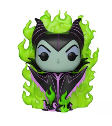 Funko Pop Disney Villains - Maleficent Exclusive
