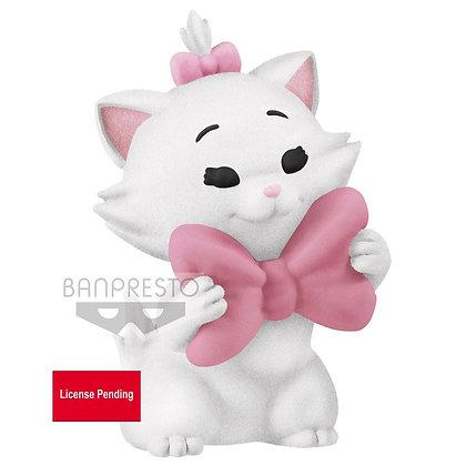 Fluffy Puffy Disney Mini Figure Marie 4 cm