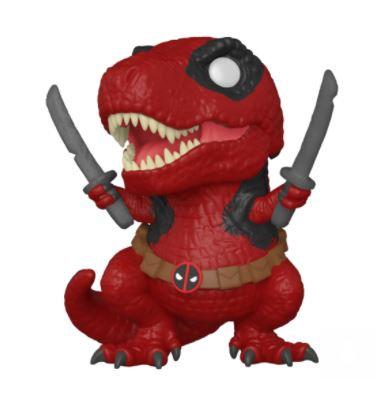 Funko Pop Marvel Deadpool 30th - Dinopool