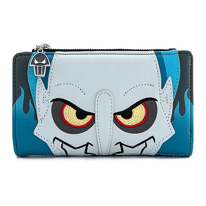 Loungefly X Disney Hercules Hades Cosplay Flap Wallet