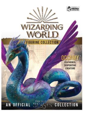 Statue - Harry Potter - Wizarding World Occamy 11 cm