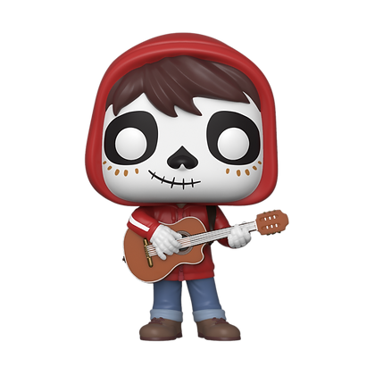 Funko Pop Disney Coco - Miguel (Day of the Dead Makeup) Wondercon Excl. Shared