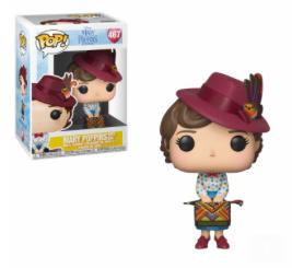 Funko Pop - Disney - Mary Poppins - Mary with Bag