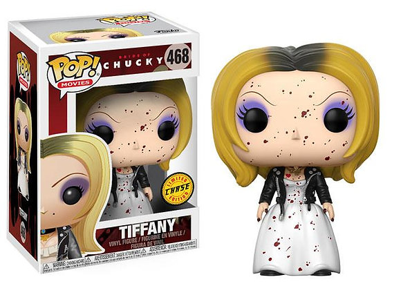 Funko Pop - Horror - Tiffany (Versione Chase)
