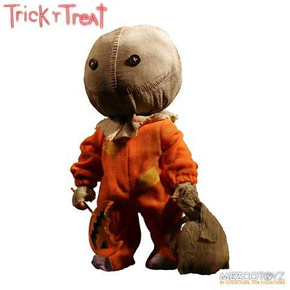 Doll - Trick 'r Treat Mega Scale Action Figure Sam 38 cm