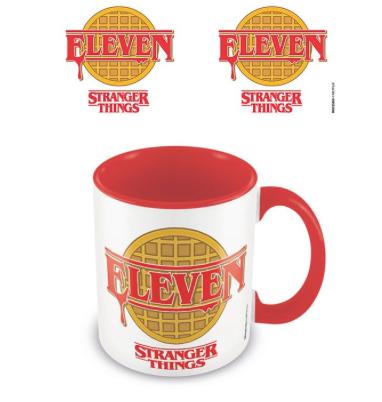 Tazze - Stranger Things - Coloured Inner Mug Eleven