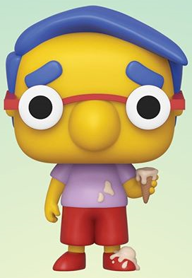 Funko Pop Milhouse ECCC