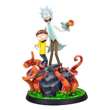 Rick & Morty Statue Rick & Morty 30 cm