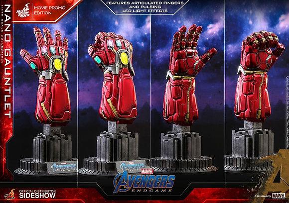 Hot Toys - Avengers Endgame Replica 1/4 Nano Gauntlet (Movie Promo Edition) 19cm