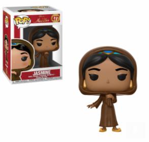 Funko Pop - Disney - Aladdin - Jasmine in Disguise (Chase Random)