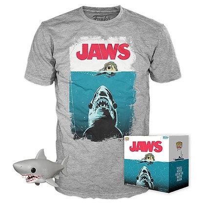 Funko pop - Jaws POP! & Tee Box Night Swim