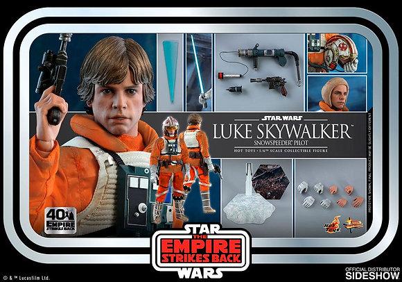 Star Wars Episode V Movie Masterpiece AF 1/6 Luke Skywalker (Snowspeeder Pilot)