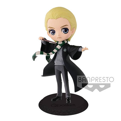 Q Posket - Harry Potter - Draco Malfoy Normal Color Version 14 cm