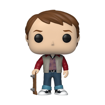 Funko Pop Back to the Future Marty 1955