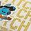 Thumbnail: Loungefly X Disney Lilo and Stitch Elvis Stitch Zip around Wallet