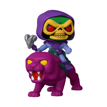 Funko Pop MOTU - Ride Skeletor on Panthor