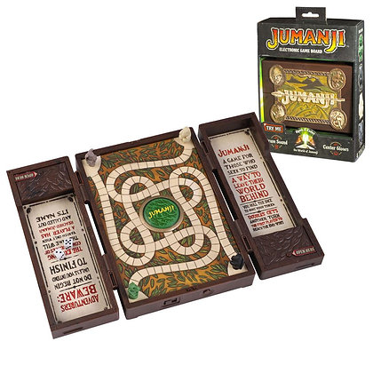 Replica - Jumanji Board Game Collector Mini Prop Replica 25 cm