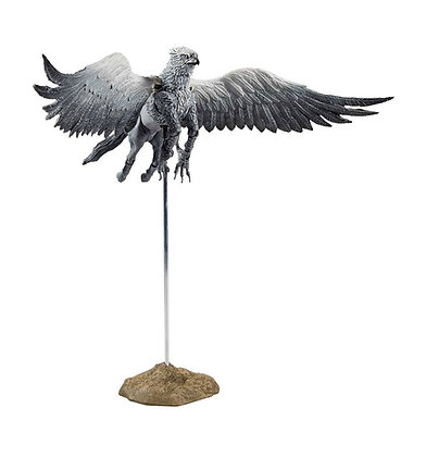 Action Figure - Harry Potter and the Prisoner of Azkaban Buckbeak 12 cm