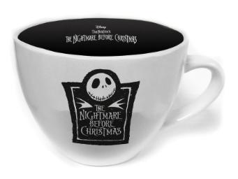 Tazze - Disney - Nightmare before Christmas - Cappuccino Mug Jack