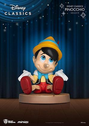 Disney Classic Series Mini Egg Attack Figure Pinocchio 8 cm