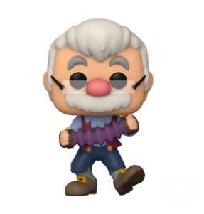 Funko Pop Disney Pinocchio - Geppetto w/ Accordion