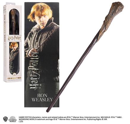 Bacchette - Harry Potter - PVC Wand Replica Ron Weasley 30 cm