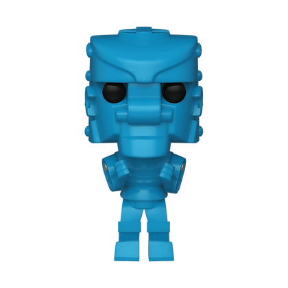 Funko Pop  Mattel - Rock 'Em Sock 'Em Robot (Blue)