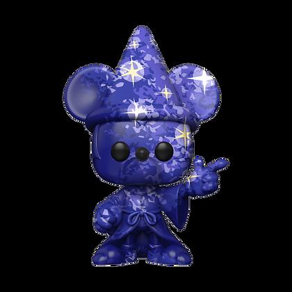 Funko Pop Fantasia 80th - Mickey #1 (Artist Series) w/ Pop Protector