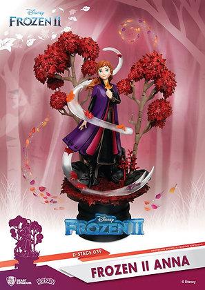Statue - Frozen 2 D-Stage PVC Diorama Anna 15 cm