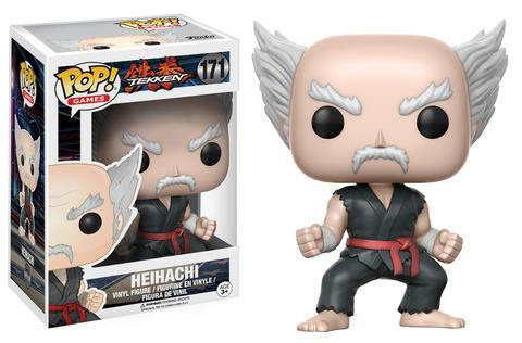Funko Pop - Tekken - Heihachi 9 cm POP!